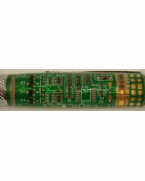 circuit board pen Closeup