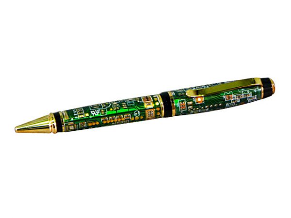 Circuit Board Cigar Pen