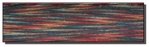 Color-ply multi color tweed