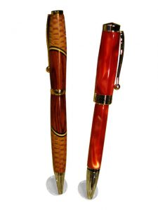 Combination Cocobolo/corn cobb